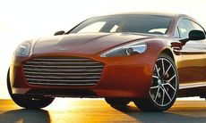 Aston Martin Rapide S får 558 hk V12-motor