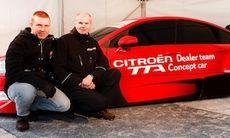 Citroën premiärvisar nya C5 TTA