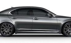 OFFICIELL: Nya Lexus LS