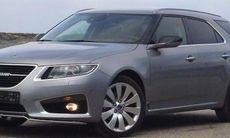 Utförsäljning av Saab – fynda en 9-5 SportCombi!