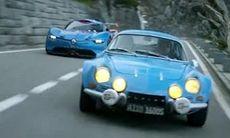 FILM: Renault Alpine A110 – gammal mot ny!