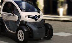 Renault Twizy börjar säljas i Sverige