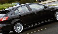 BEG: Driftsäkra Mitsubishi Lancer