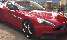 Aston Martin AM310 visar nya DBS