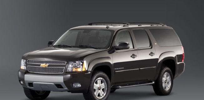 Chevrolet Suburban 6.0 (2011-)