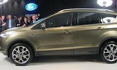 SMYGPREMIÄR: Nya Ford Kuga och Fiesta ST