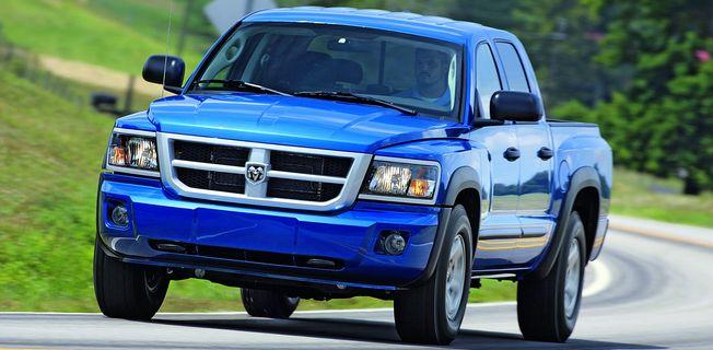 Dodge Dakota ST (2011-)