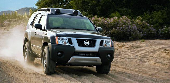 Nissan Xterra 4.0 (2011-)
