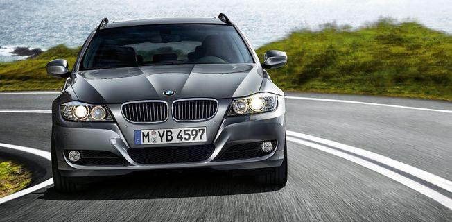 BMW 320d Touring (2011-)