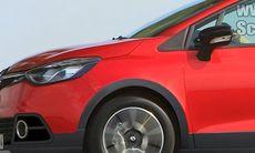 Renault ger smakprov på nya crossovern Captur