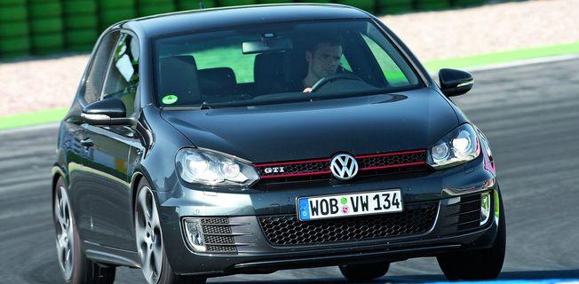 Volkswagen Golf GTI (2011-)