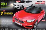 5/2011: Test av små dragbilar - BMW:s nya familjebuss