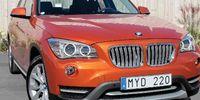 PROV: BMW X1 - snygg(are)?