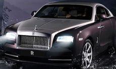 Rolls-Royce Wraith – djärvast och starkast
