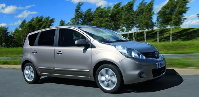 Nissan Note 1.5 dCi (2011-)