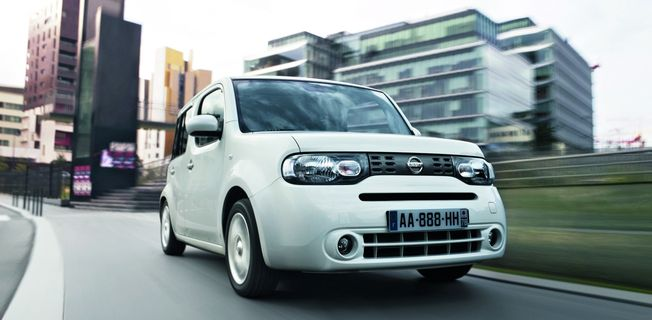 Nissan Cube 1.5 (2011-)