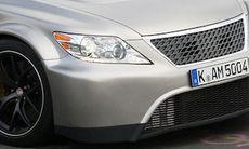 Planerar Lexus en LS-F?