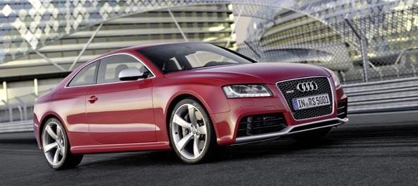 Audi RS5 Coupé 4.2 FSI Quattro (2011-)