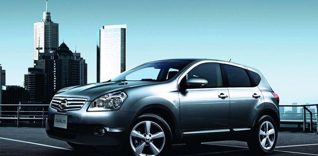 Nissan Dualis 2.0 (2011-)