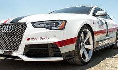 Audi och Ducati har något på gång till Pikes Peak
