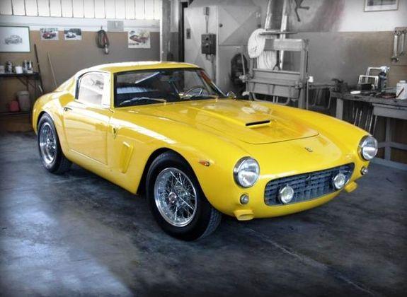 Ferrari dyrast i Oxford