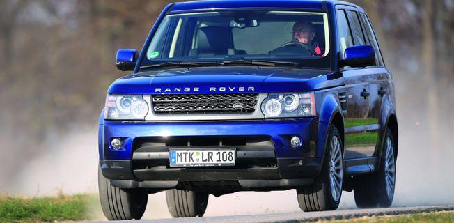 Land Rover Range Rover Sport TDV8 (2011-)