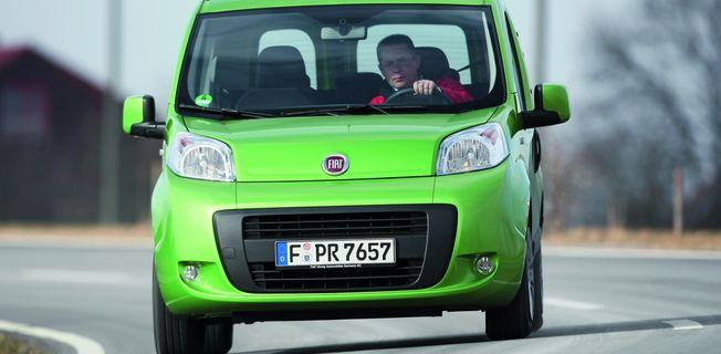 Fiat Qubo 1.4 8V (2011-)