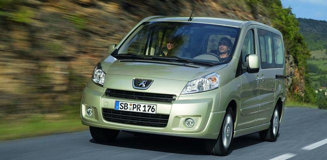 Peugeot Expert Tepee 16V 140 (2011-)