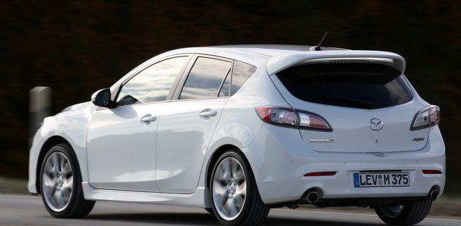 Mazda 3 1.6 MZR (2011-)