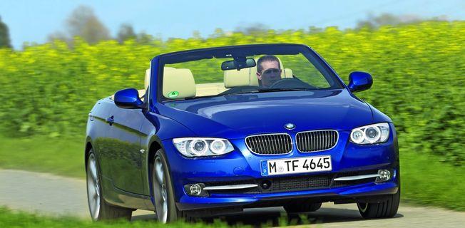 BMW 320d Cabriolet (2011-)