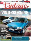 Vintage 6/2012: Så preppar du för vinterkörning!