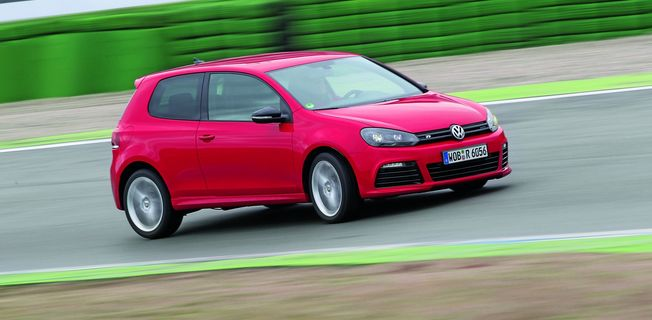 Volkswagen Golf R (2011-)