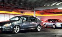 TEST: Peugeot 508 mot VW Passat