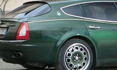 Till salu: Maserati Quattroporte – som kombi!