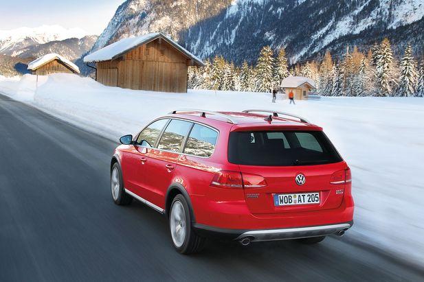 VW Passat Alltrack - nytt bildgalleri med 60 foton - Bild 510714