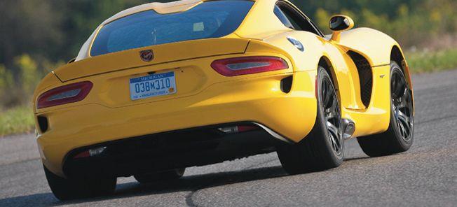 PROV: SRT Viper - hot mot Porsche 911?