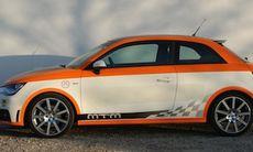 MTM gör Audi A1 till toppfartsgalning