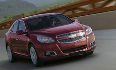 Chevrolet lanserar Malibu i Europa
