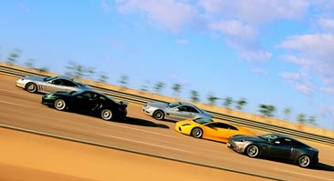 Bilar över 300 km/h: Rekordslakten