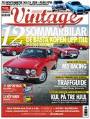 Vintage 3-2012: Bästa sommarbilarna för 150.000 kronor