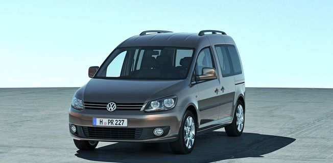 Volkswagen Caddy Maxi 2.0 TDI 4Motion (2011-)