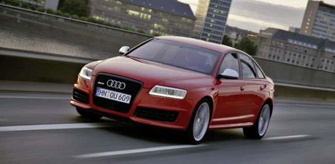 Audi RS 6 Avant 5.0 TFSI Quattro (2011-)