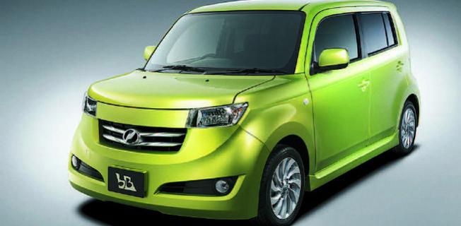Toyota bB 1.5 (2011-)