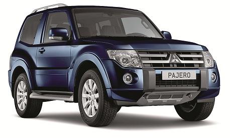 Mitsubishi Pajero 3.0 (2011-)