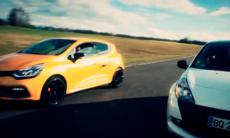 Renault Clio RS – vilken är snabbast?
