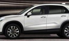 Fiat 500X – läckta bilder på ny suvmodell
