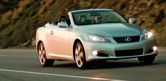 Lexus IS 250C (2011-)