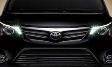 Toyota ska visa uppdaterad Avensis