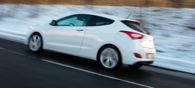 Hyundai lyckas få ned förbrukningen på i30 1,6 CRDi – genom att höja vikten!