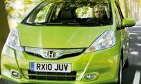 PROV: Smidiga Honda Jazz Hybrid
